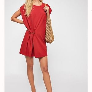 NWT Free People Bianca Knit Mini Dress Sz XS